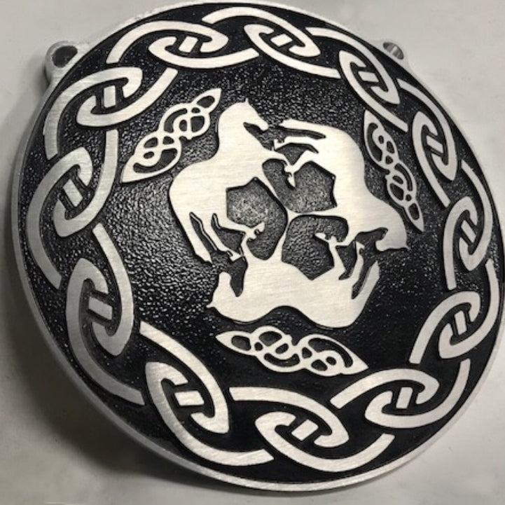 The Goddess Epona Medallion