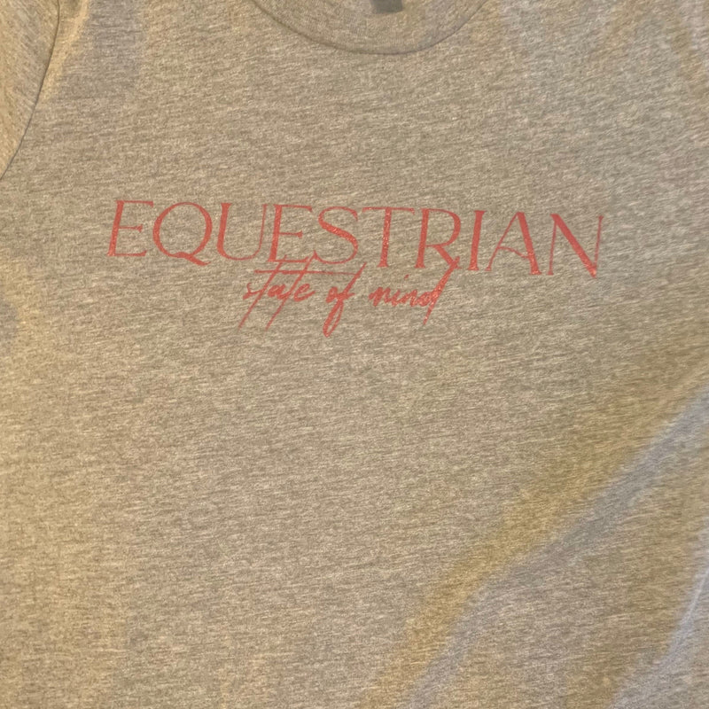 Equestrian State of Mind Tee