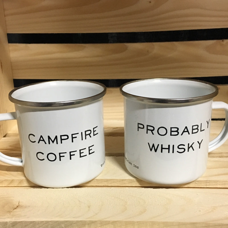 Probably Whisky Campfire Mug