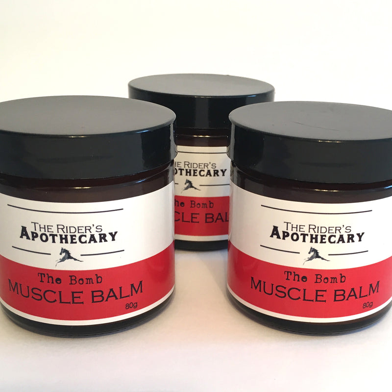 The BOMB Muscle Balm