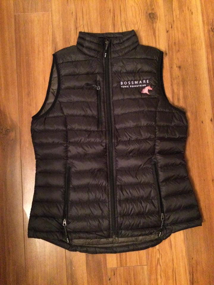 BossMare Down Quilted Vest