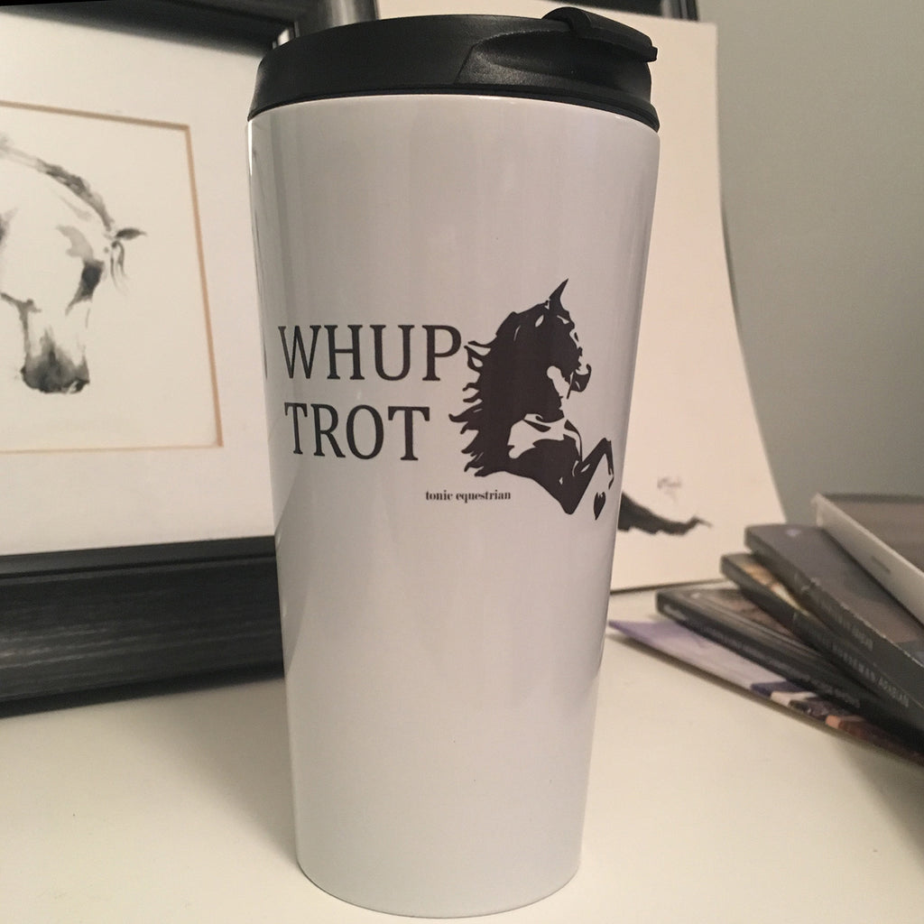 Whup Trot Travel Mug