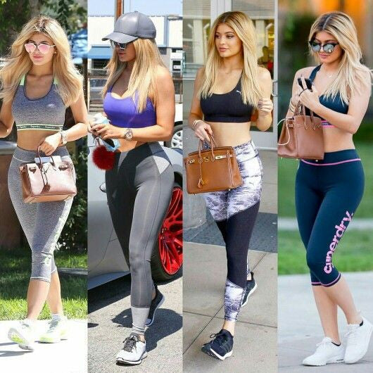 Why The Foodie Loving Gym Hating Girls Are Thanking Kylie Jenner!