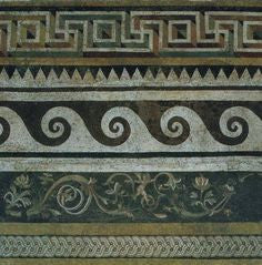 Greek Key design in ancient art