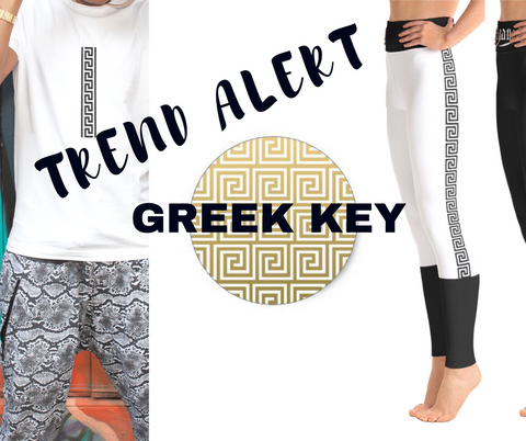 Trend Alert: Greek Key | Poetic Gangster Streetwear Clothing