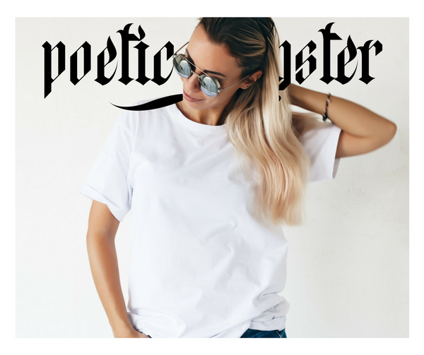 Why the basic White Tee will never go out of fashion | Poetic Gangster