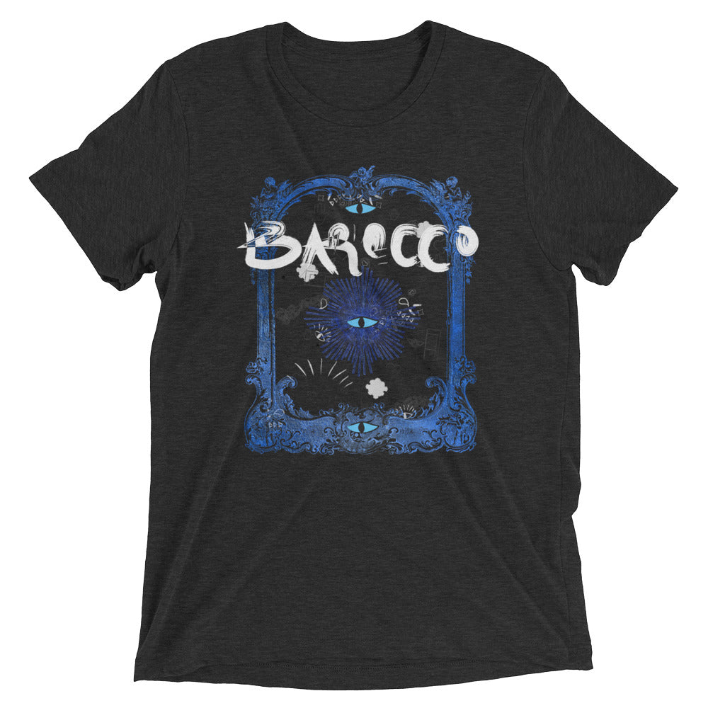 Barocco T-shirt - Poetic Gangster