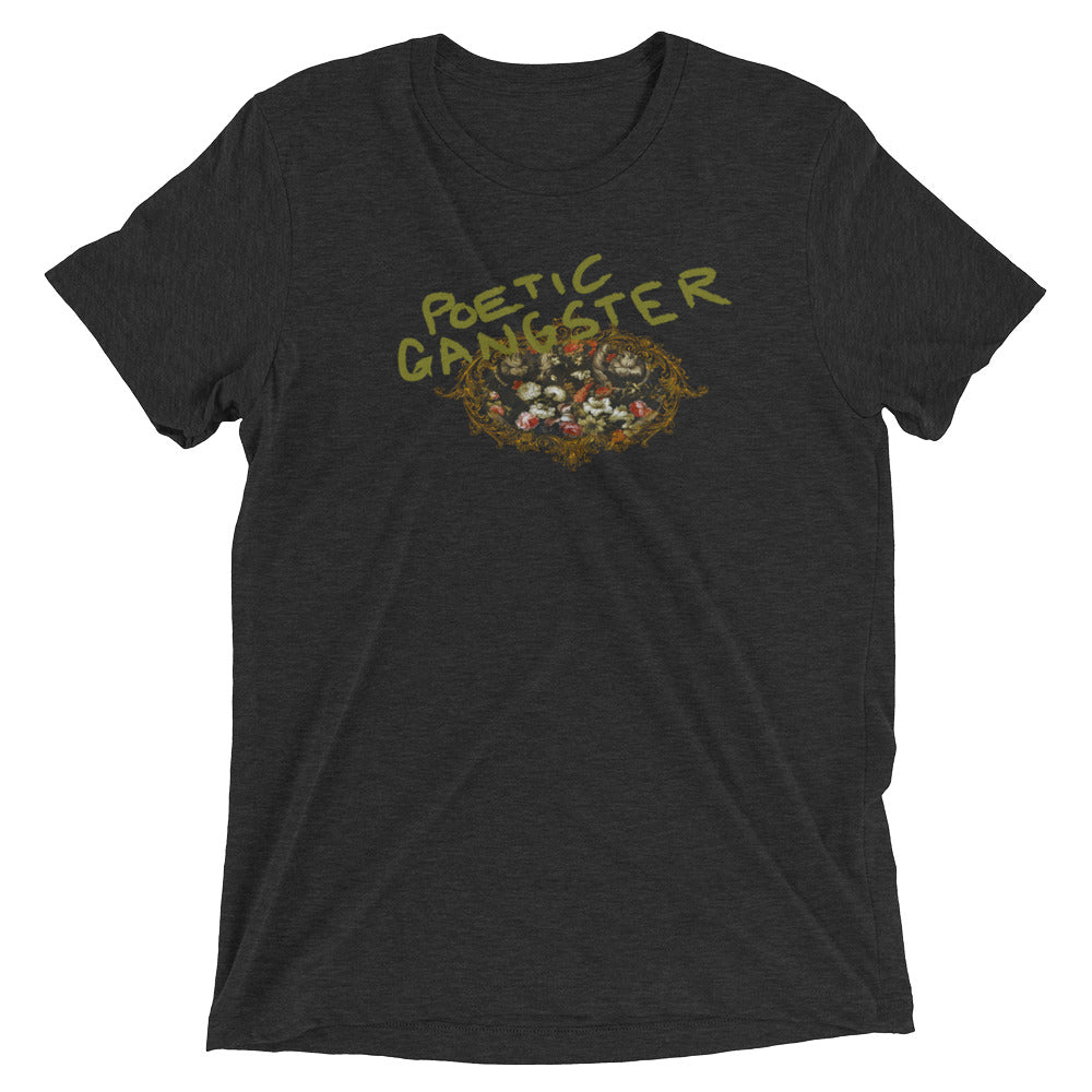 Graffiti Baroque T-shirt - Poetic Gangster