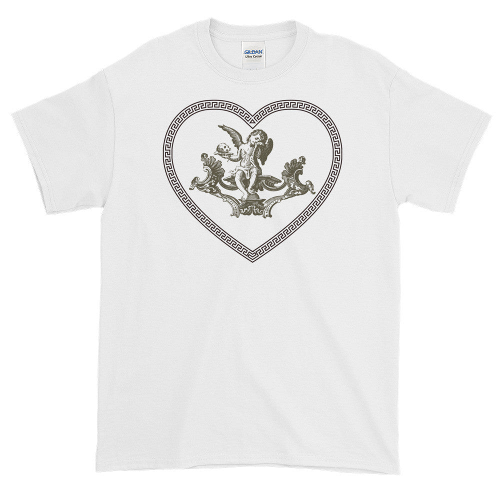 Putto Angel Tee - Poetic Gangster