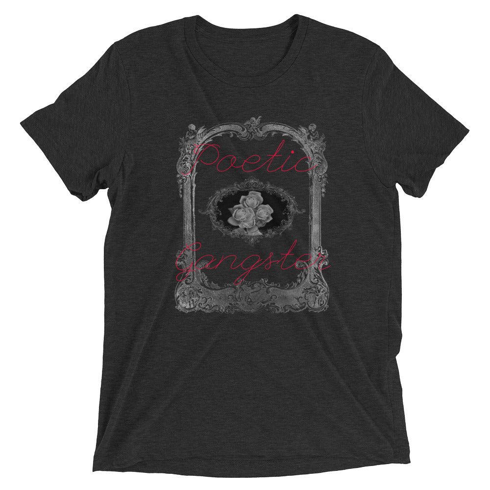 French Baroque T-shirt - Poetic Gangster