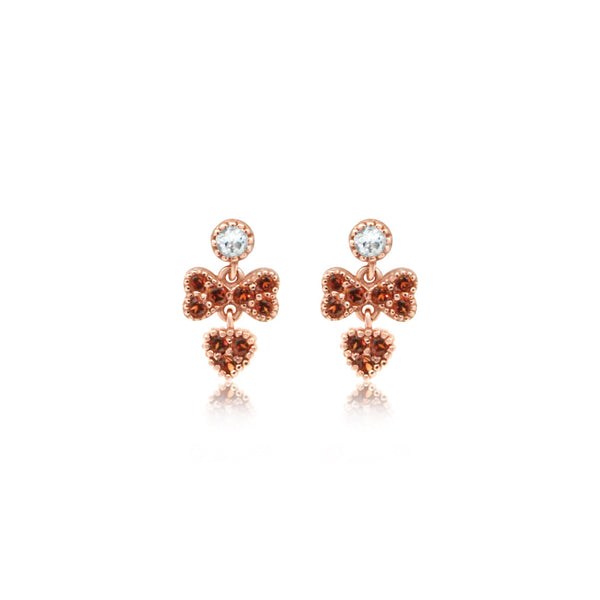 Panglicia Rubylite Earrings