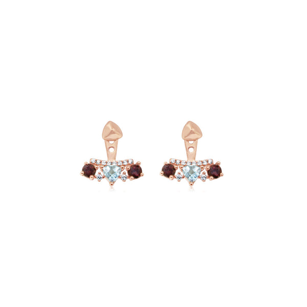 Patru Stea Earrings