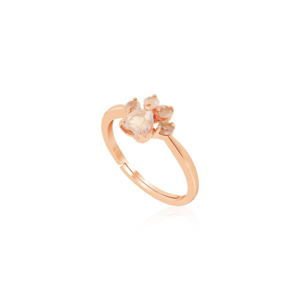 Playful Calisto Ring
