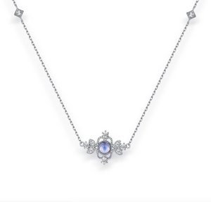 Chioni Moonstone Necklace (Preorder)