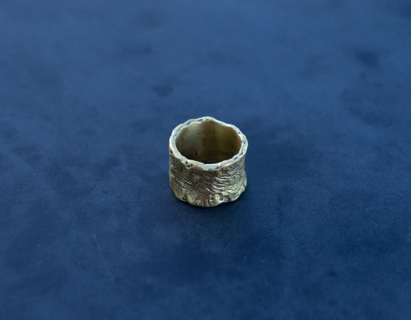 Bruiser Ring - Brass