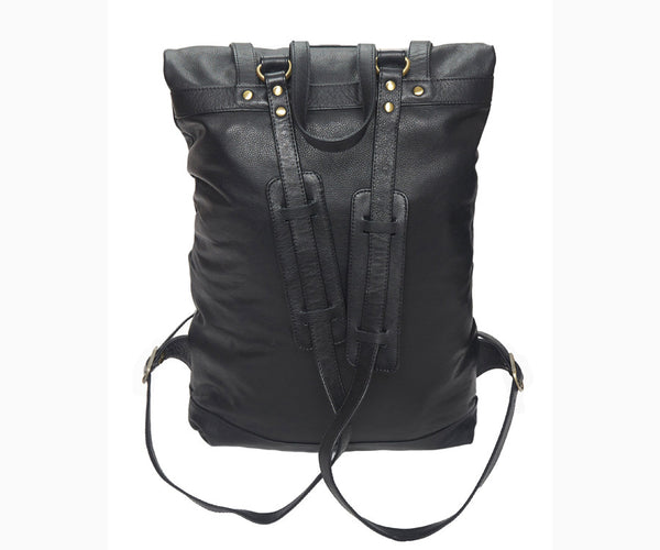 049f908baa0d ... TOC Signature backpack - Leather