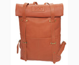 TOC Signature backpack - Leather | Cognac