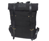 TOC Signature Backpack - Canvas | Black/Black