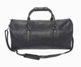 Globetrotter Holdall - Leather | Cognac