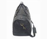 Globetrotter Holdall - Leather | Black