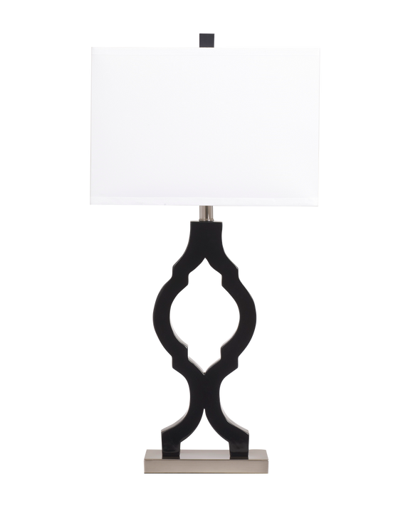Rosetta Table Lamp Pair