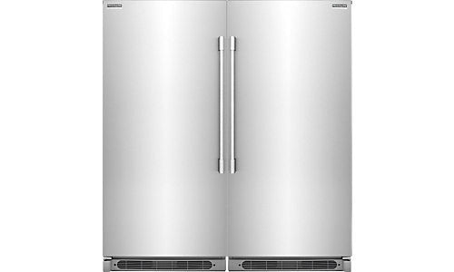 Frigidaire Professional  UPRIGHT FREEZER AND ALL FRIDGE - TWINS