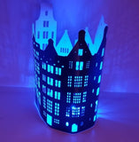 Extra large hometown centerpiece / luminary
