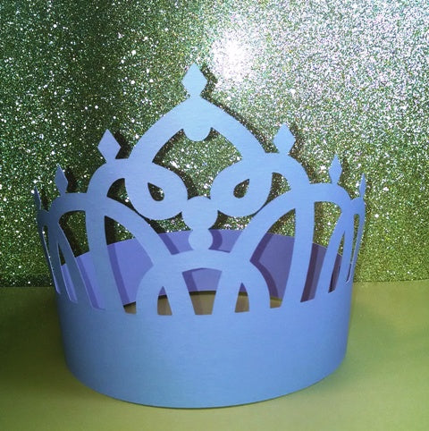 DIY adjustable Queens crown