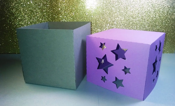 DIY big star box