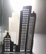 DIY extra large 3D New York city skyline the second
