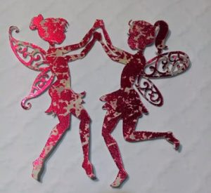 Best friend fairies set of four