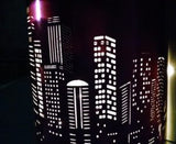 City lights New York centerpiece Extra large