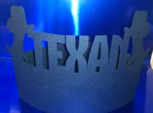 DIY extra large Texan stand up