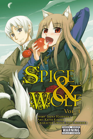Spice and wolf en Inglés