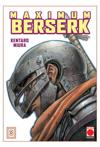BERSERK MAXIMUM #3