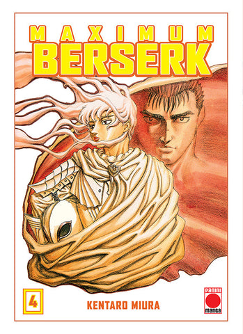 BERSERK MAXIMUM #4