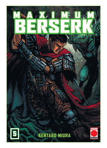 BERSERK MAXIMUM #5
