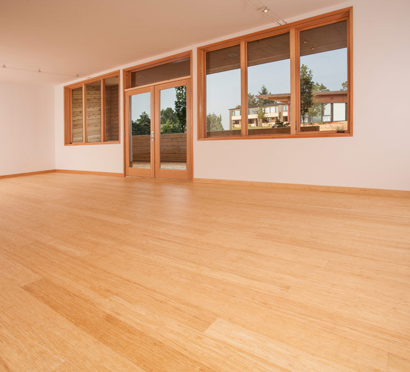 Acclimation: How to Acclimate your Trinity Bamboo Floor