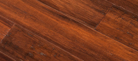 Trinity Bamboo Warm Brown Strand Bamboo Flooring