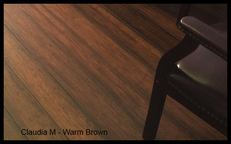 Trinity Bamboo Warm Brown