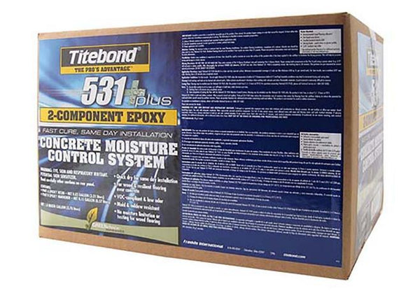 Franklin 531 Plus Moisture Control System - 1 Gallon Box