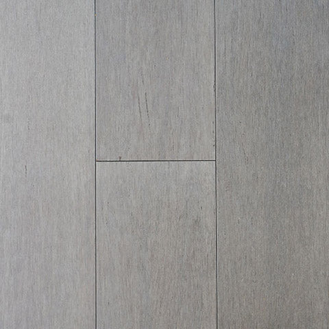 EcoFusion - NARROW PLANK SOLID STRAND BAMBOO FLOORING - AUTUMN FOG