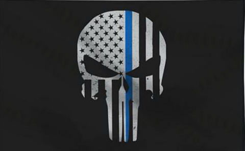 The Punisher Inspiration For The Police And The Us Military