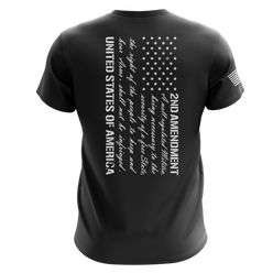 2nd Amendment Flag | Mens Tee