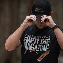 Empty The Mag  | Mens Tee