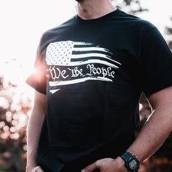 Preamble Flag | Mens Tee