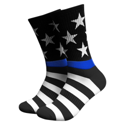 Accessories - Blue Line Socks
