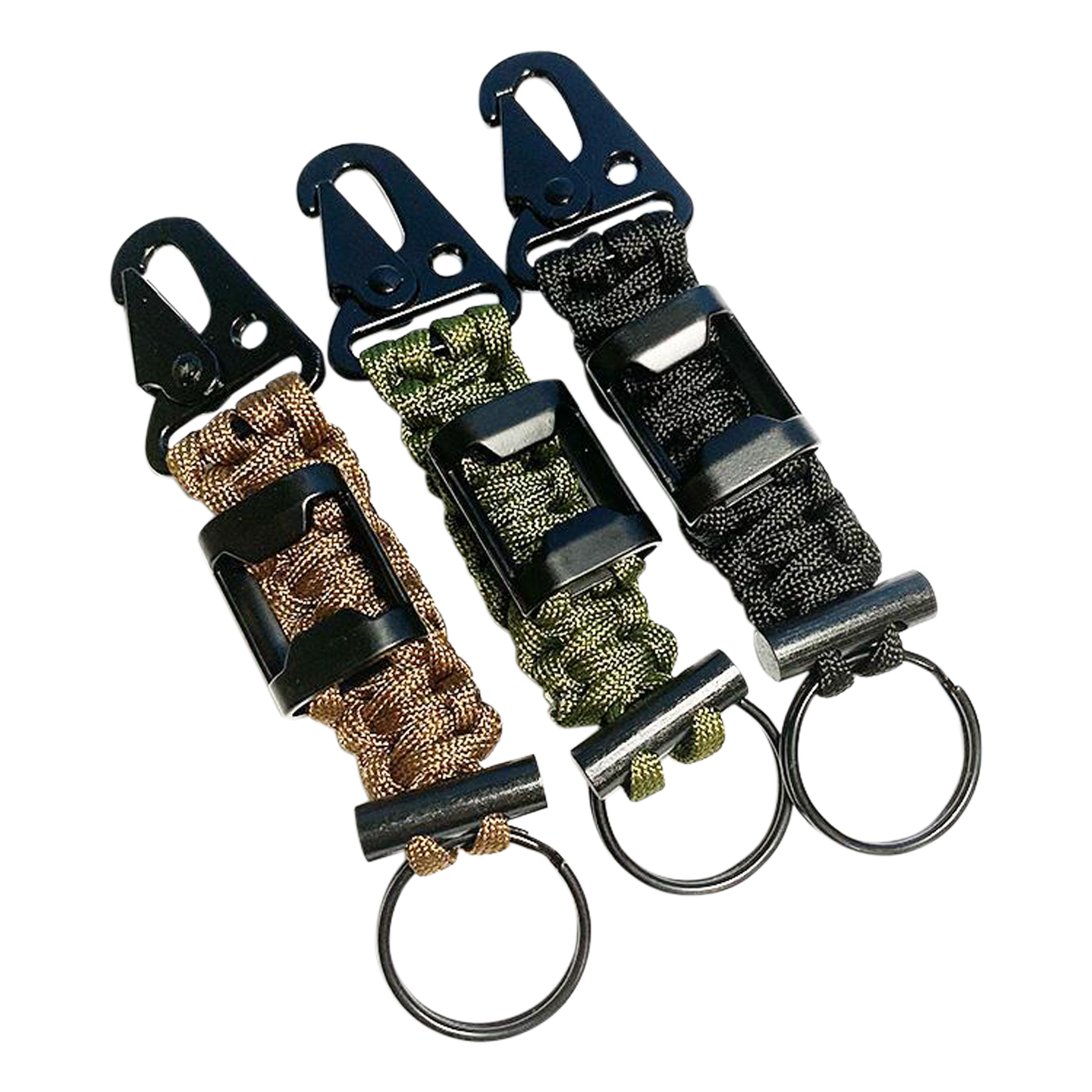 Accessories - Paracord Keychain W/ Bottle Opener
