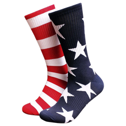 Accessories - USA Flag Socks
