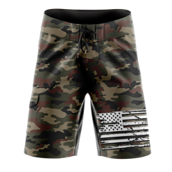 Board Shorts - Desert Camo | Board Shorts